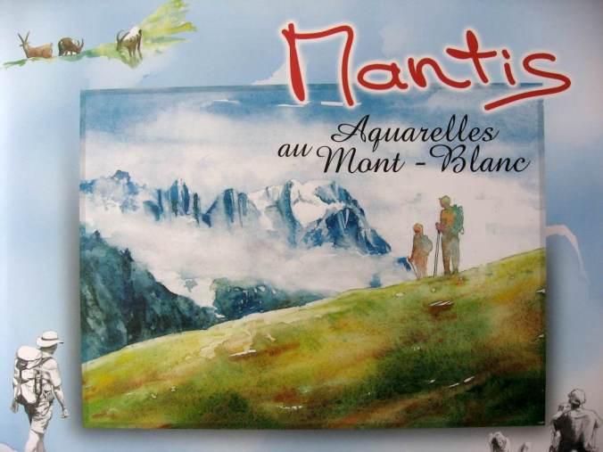 MANTIS-Aquarelles du mont blanc