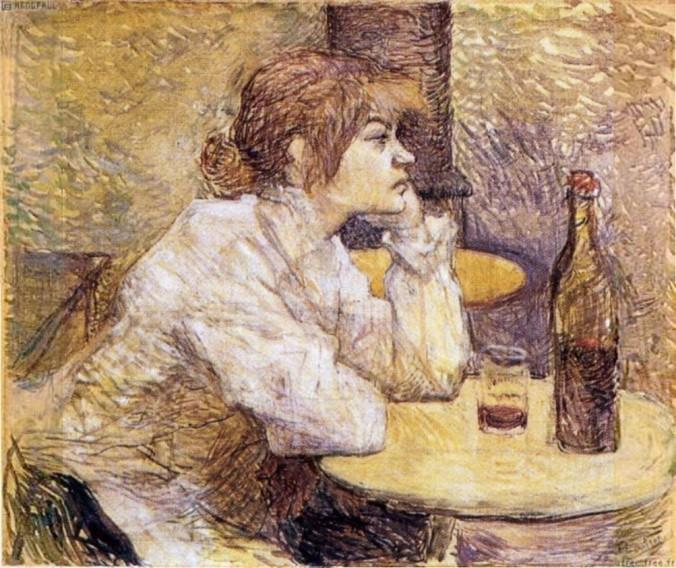 Valadon- Toulouse-Lautrec