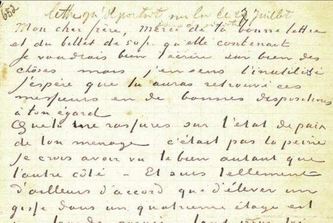 van gogh-lettre a Theo-27 juillet