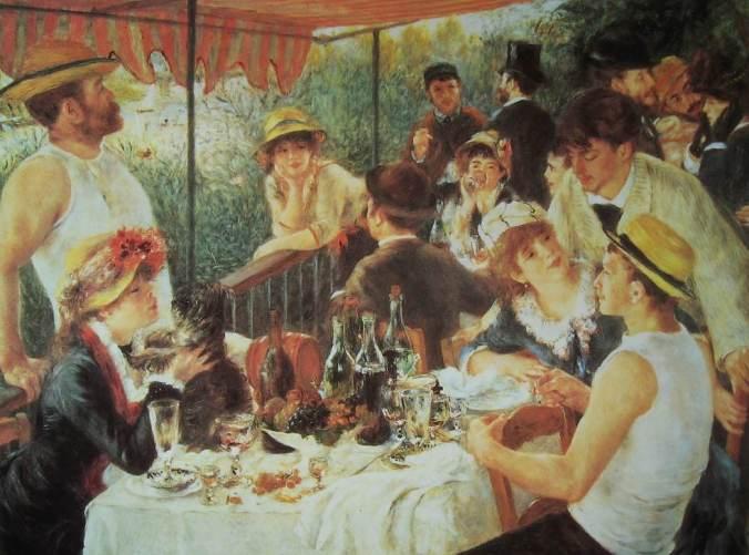 Auguste RENOIR-le dejeuner des canotiers-li