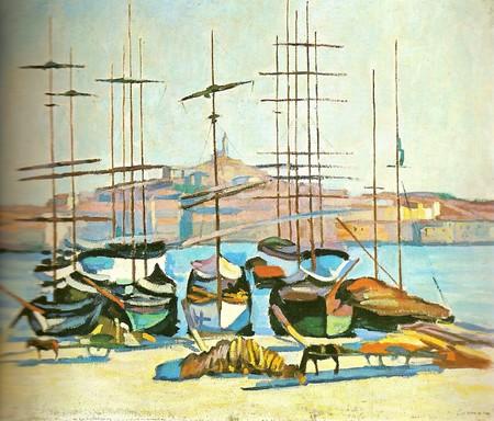 camoin- Le port de Marseille