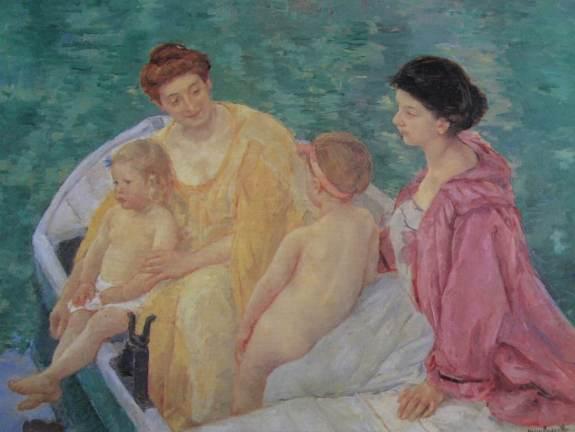 CASSATT-Le bain-li