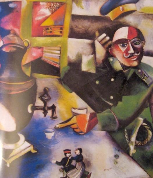 Chagall-Le soldat boit-li