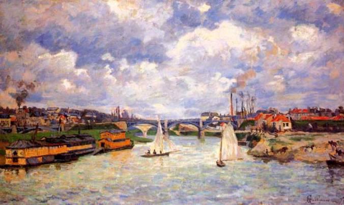 La Seine -charenton