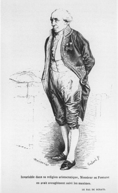 Monsieur de la Fontaine