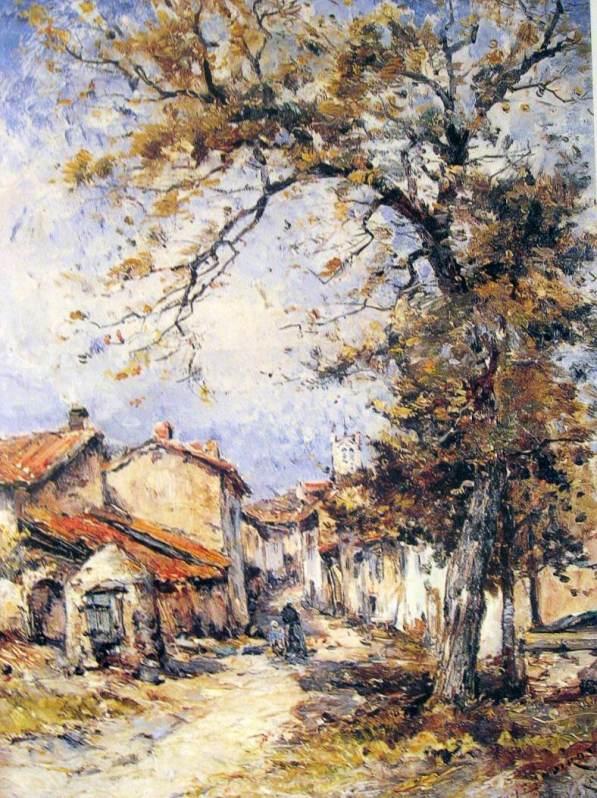 Noirot-Villerest-Entrée du village-li