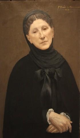 Puvis-de-Chavannes-Marie Cantacuzene
