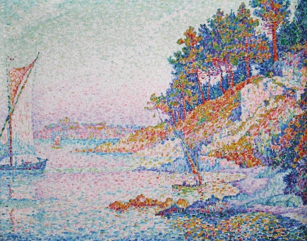 Signac_-_La_Calanque-light