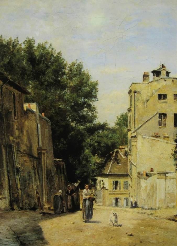 Stanislas LEPINE-Montmartre rue St Vincent-li