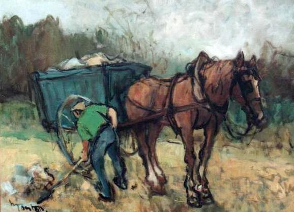 Montet-Cheval de campagne