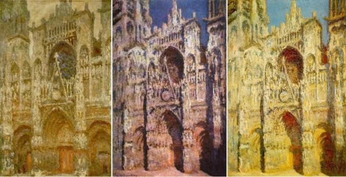 MONET- Cathédrale de Rouen-l