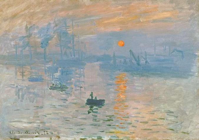 Soleil levant-1873