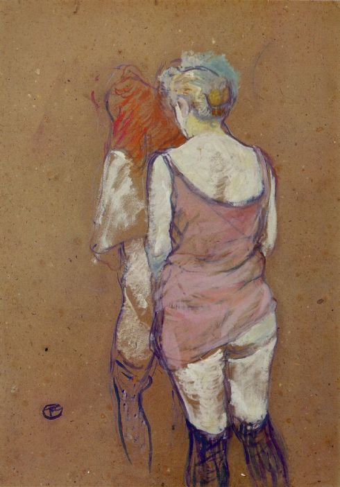 Femmes dénudées