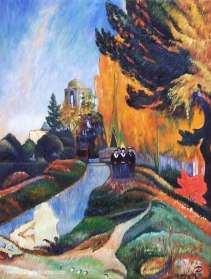 gauguin_alyscamps_arles_l