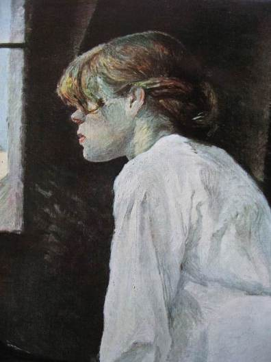 LAUTREC-La Blanchisseuse-2- 1889