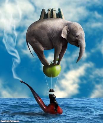 Magritte-Art