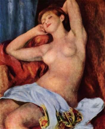 Renoir_La baigneuse endormie
