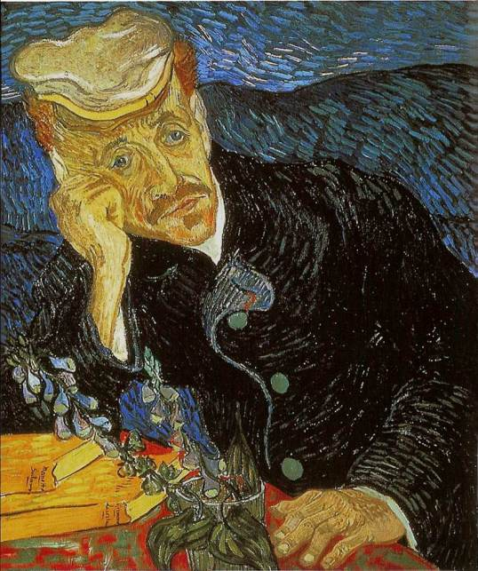 Van gogh-Portrait_of_Dr__Gachet