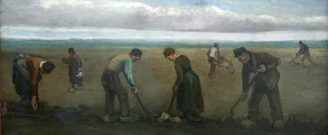 Van-GoghLes planteurs de pommes de terre
