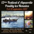 12ème Festival d'Aquarelle Pouilly les Nonains